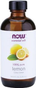 NOW Lemon Essential Oil